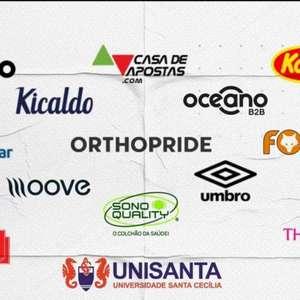 Em vídeo, Santos agradece apoio de patrocinadores ...