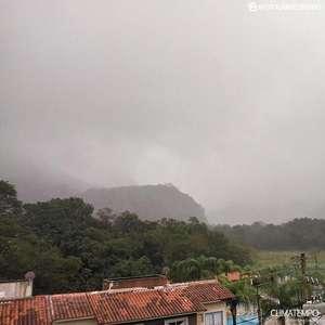 Tarde mais fria do ano na cidade do Rio de Janeiro