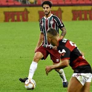 Hudson enaltece Fluminense e diz: 'Tem momento que você ...