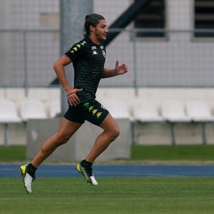 Marcinho deve ser utilizado pelo Botafogo no Brasileiro