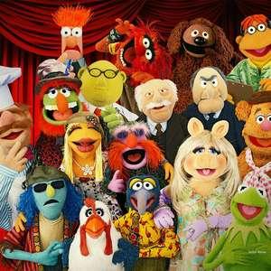 Kermit, Miss Piggy e os Muppets discutem sua nova série ...