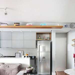 Cozinha Pequena: Como Decorar, +75 Ideias Lindas Para se Inspirar