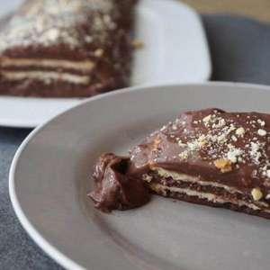 Pavê de Chocolate: Receita Simples e Prática Para Se ...
