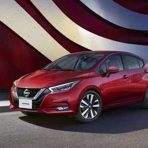 América Latina: Nissan Versa salta para 2º lugar em vendas