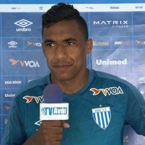 Arnaldo confia em período de treinos para Avaí conseguir ...