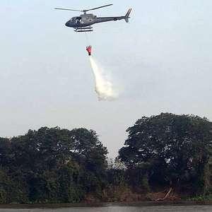 Após emergência, Forças Armadas reforçam combate a ...