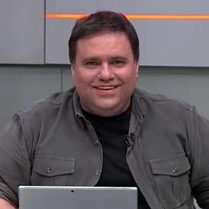 Rodrigo Rodrigues divertia como repórter de bastidores da TV