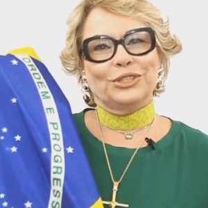 Ex-esposa de Bolsonaro comprou apartamento em dinheiro