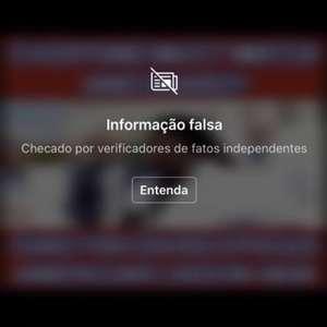 Instagram oculta postagem de Madonna com informação falsa
