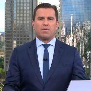 Rodrigo Bocardi erra com postura de dono da verdade na Globo