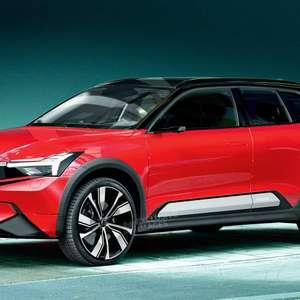 Volvo terá SUV cupê elétrico na próxima geração de carros