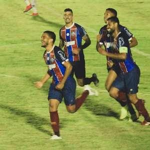 Bahia derrota Jacuipense e fica a um passo da final do ...