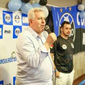 Vice-presidente do Grêmio morre por complicações da covid-19