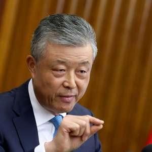 China alerta Reino Unido: Vocês não têm futuro se deixarem Pequim de lado