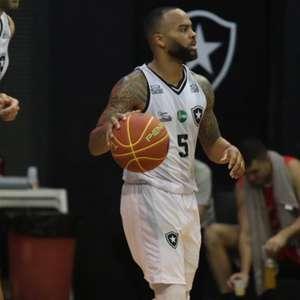 Fim: Botafogo encerra atividades do projeto de basquete