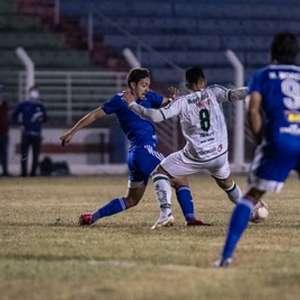 Cruzeiro vence a Caldense, mas está eliminado do Mineiro