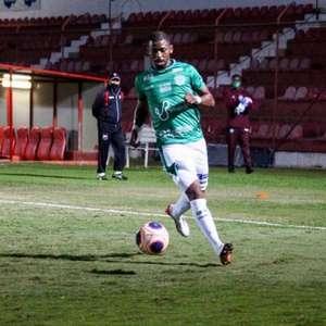 Após primeiro gol pelo Guarani, atacante foca no Troféu do Interior