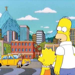 Os Simpsons previram cédula de R$ 200 em episódio no Brasil