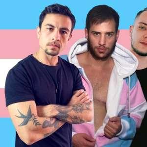 Influencers transexuais defendem Thammy contra transfobia