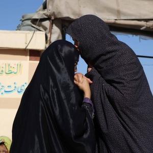 O país onde mulheres não podem dizer seus nomes e são enterradas como anônimas
