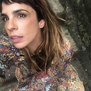 Maria Ribeiro fala sobre divórcios e boa relação com ex