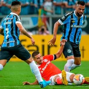 Grêmio e Internacional irão disputar as semifinais do Gauchão em Porto Alegre