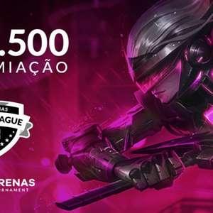Com grande premiação, Tarenas Pro League será disputada ...