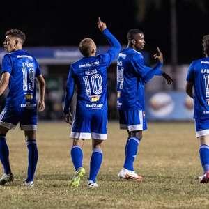 Cruzeiro enfrenta o Patrocinense pelo Troféu Inconfidência