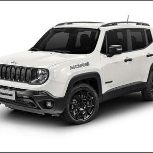 Jeep Renegade ganha versão Moab a diesel na linha 2021