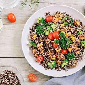 7 receitas com quinoa para uma refeição leve e saborosa