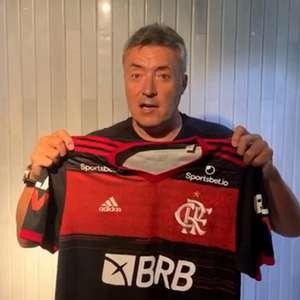 Com data para aterrissar no Brasil, Torrent chega ao Flamengo com um dilema