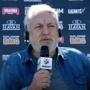 Vice de futebol do Vasco promete 'novidades' para o Brasileiro