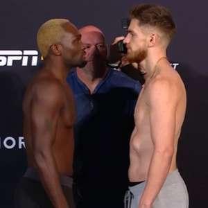 Duelo entre Brunson e 'promessa' é destaque no UFC Vegas 5