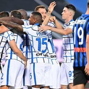 Inter de Milão vence a Atalanta e fica com o segundo ...