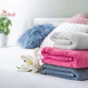 Conheça a forma correta de lavar toalha de banho para eliminar bactérias