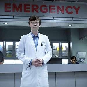 Produção de The Good Doctor é suspensa por problemas nos testes de covid-19