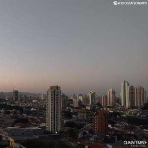 Julho em São Paulo: média das mínimas foi a 5ª mais alta