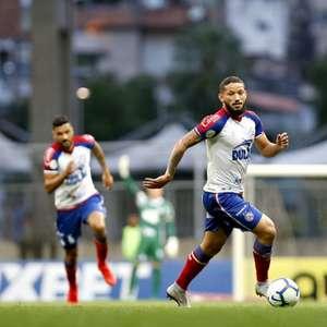 Cruzeiro tem interesse no atacante Arhur Caike, mas ...