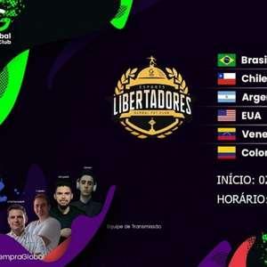 Libertadores de Fifa 11x11 reúne equipes da América em ...