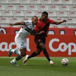 Athletico-PR faz gol no fim e leva vantagem sobre ...