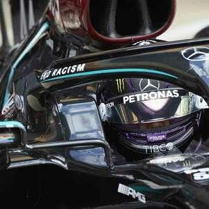 Pré-corrida do GP da Inglaterra 2020 da Fórmula 1