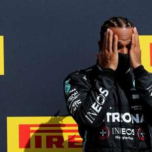 Hamilton iguala recordes de Senna e Prost com vitória do ...