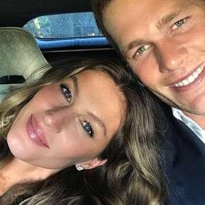 Gisele Bündchen publica homenagem de aniversário para Brady