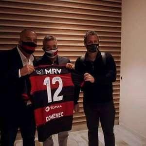 Torrent chega ao Rio e prevê trabalho longo no Flamengo