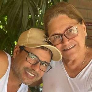 Zezé Di Camargo e Luciano homenageiam a mãe: 'gratidão ...