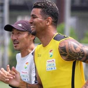 Alan Pinheiro espera ótima sequência do JEF Chiba, do ...