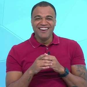 Denílson aposta em título do Palmeiras no Paulistão: ...