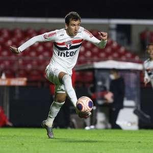 Pablo é quem mais participa dos gols do São Paulo em ...