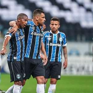 Erros e alívio: o sentimento dos jogadores do Grêmio com ...