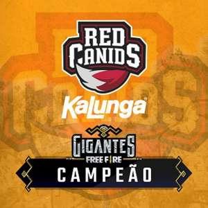 Com RED Canids Kalunga, Brasil é campeão do Gigantes ...